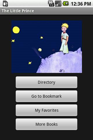 The Little Prince Android Books & Reference