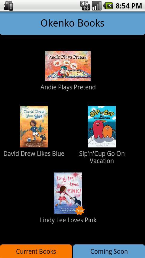 Okenko Books Reader Android Entertainment