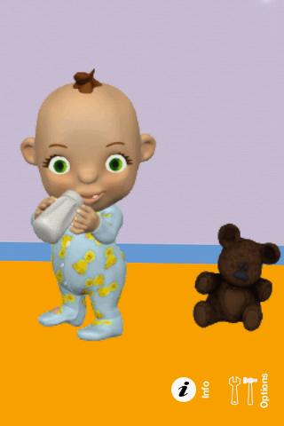 Talking Babsy Baby Android Entertainment