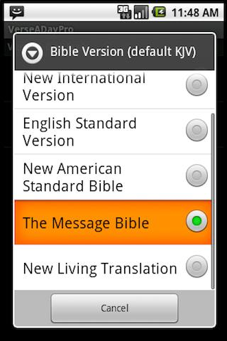 Bible VerseADayPro Android Entertainment