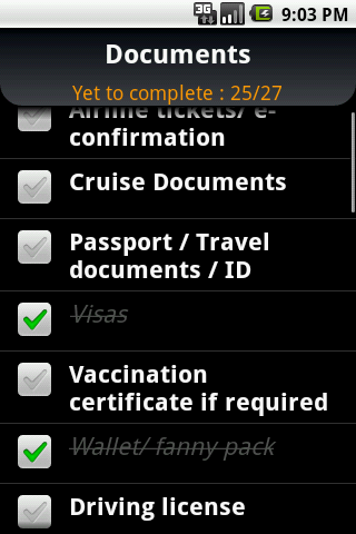Cruise Trip Planner Android Travel & Local