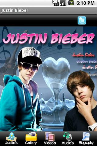 Justin Bieber Trend Android Entertainment