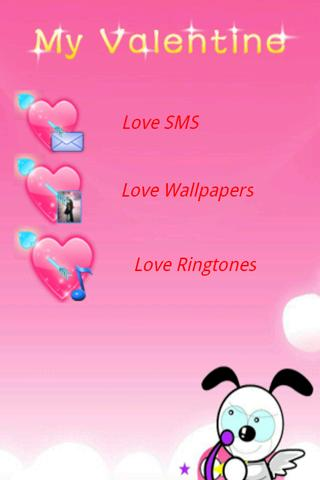 My Valentine Android Entertainment