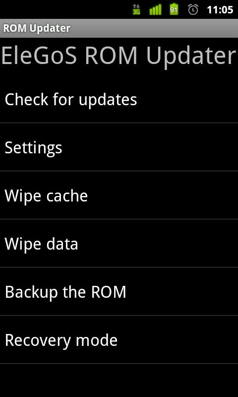 ROM Updater Android Tools