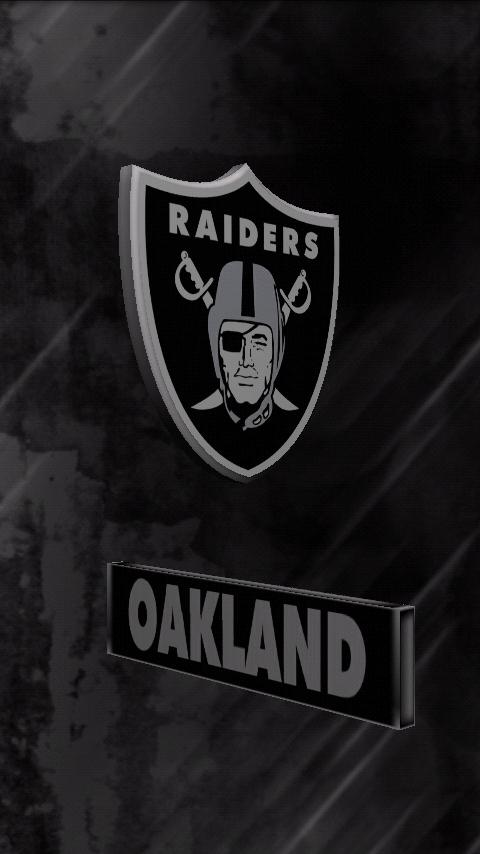Raiders Live Wallpaper Android Personalization