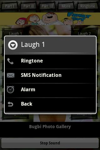 Classic Laugh Ringtone Android Personalization