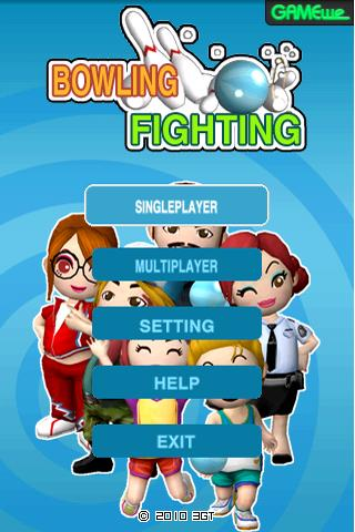 Bowling Fighting Android Sports