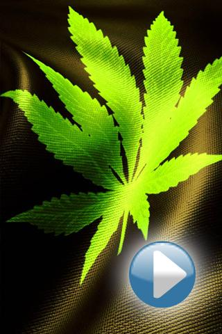 gallery for 3d weed leaf wallpaper