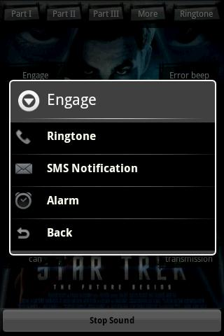 Star Trek Ringtone Android Media & Video