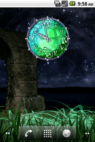 Mystic Clock Android Lifestyle