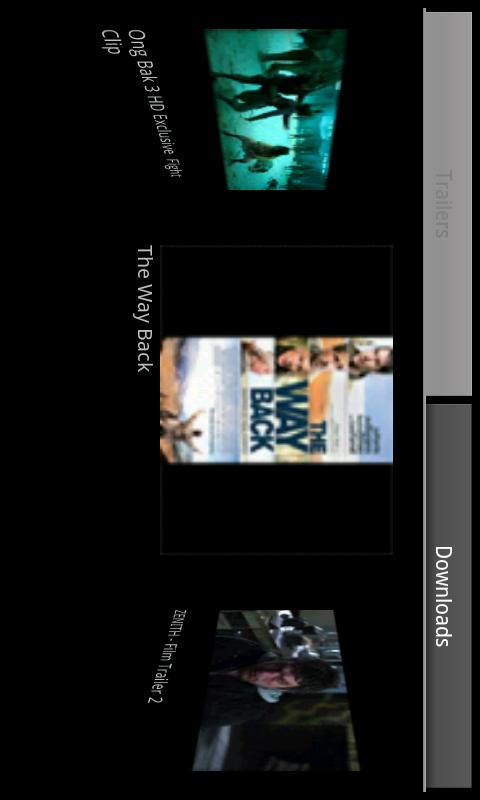 Trailers HD (FREE) Android Media & Video