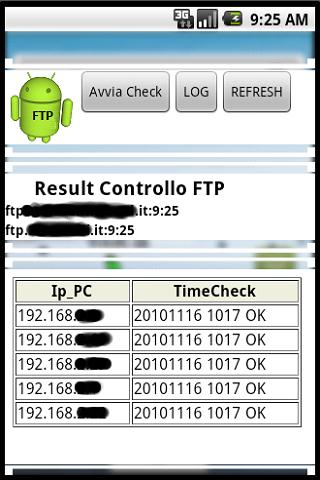 FTP & PC Checker Android Productivity