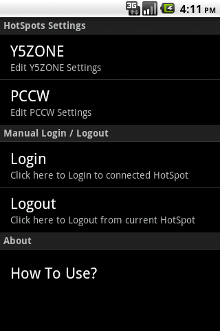 HK HotSpot Connect (Ads Free) Android Tools