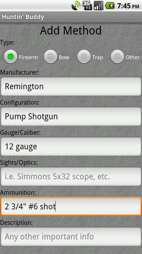 Huntin' Buddy Android Lifestyle