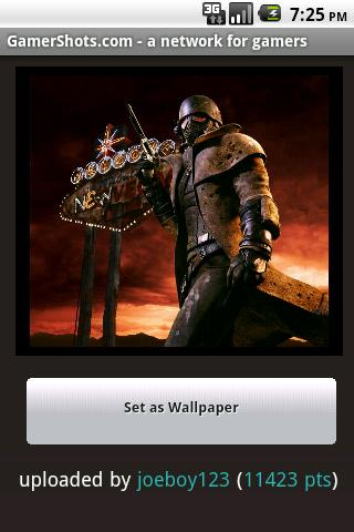 Fallout: New Vegas Wallpapers Android Personalization