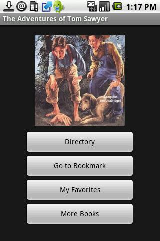 The Adventures of Tom Sawyer Android Books & Reference