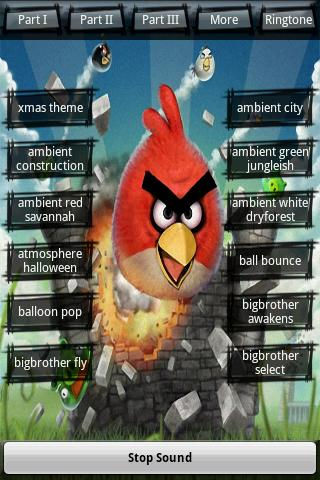 Angry Birds Ringtone I Android Entertainment