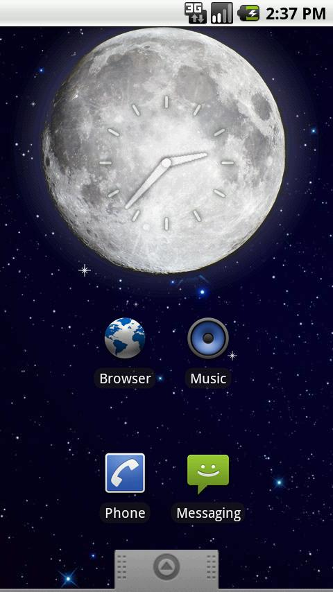 Moonlight Live Wallpaper Android Personalization