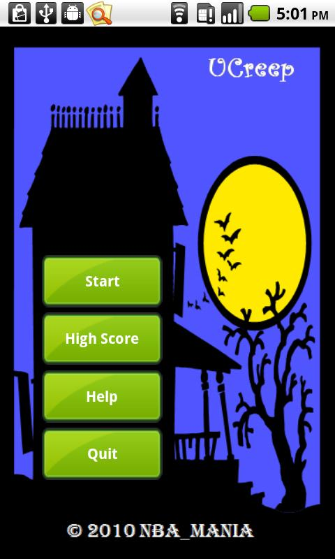 UCreep – Social Memory Game Android Entertainment