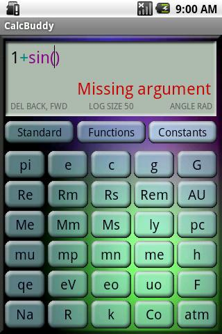 CalcBuddy Calculator Android Tools