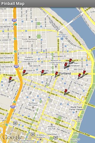 Pinball Map Android Entertainment