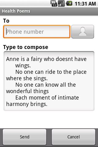 Health Poems Android Health & Fitness