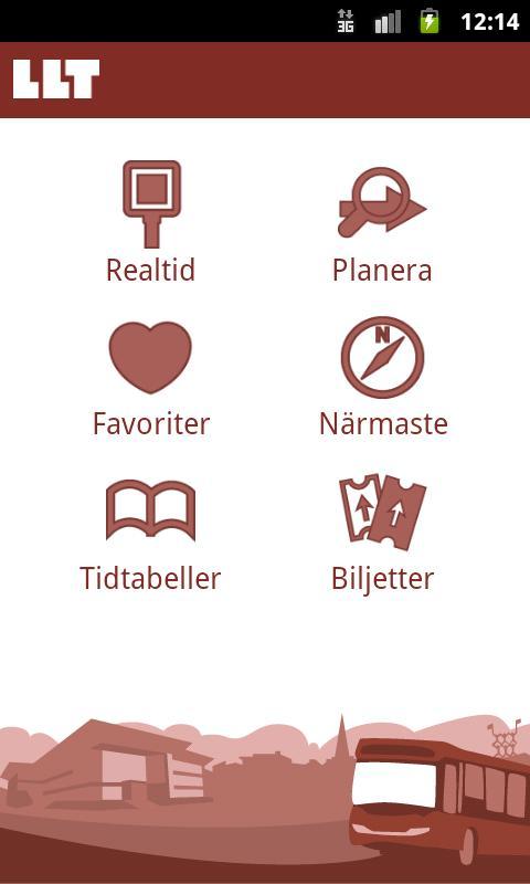 Luleå Lokaltrafik Android Travel & Local