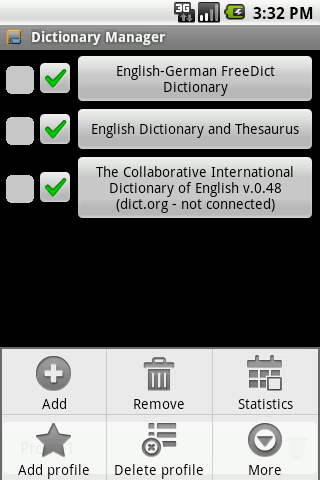 Fora Dictionary Android Books & Reference