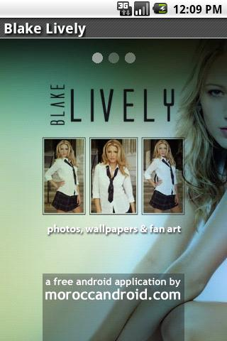Blake Lively Fans Android Entertainment