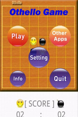 othello(Reversi) Android Entertainment