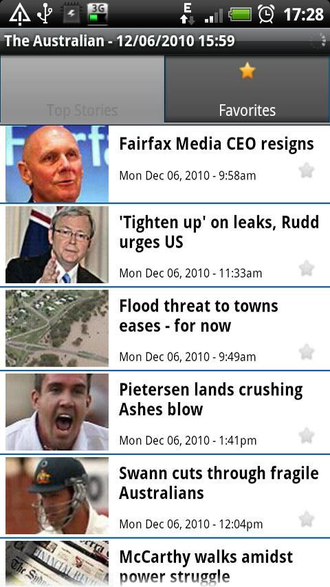 The Australian Android News & Magazines