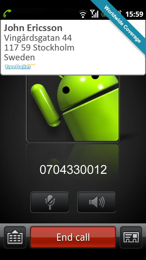 TrueCaller – Caller ID Android Communication