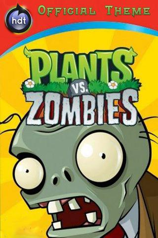 Plants vs Zombies: The Theme Android Personalization