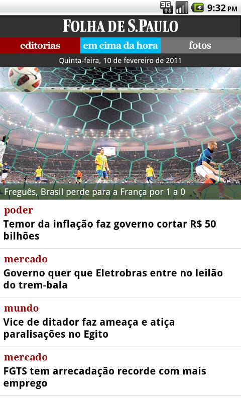 Folha Android News & Magazines