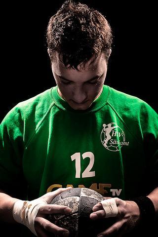 Handball illustrated Android Sports