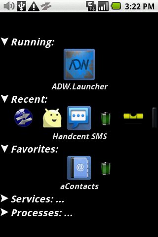 AppSwipe! Android Tools