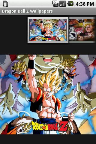 Dragon Ball Z Wallpapers Android Entertainment