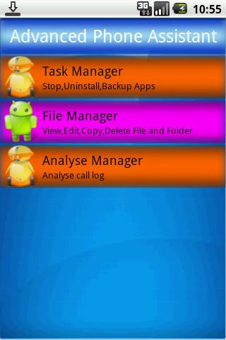 Free Advance Phone Assistant Android Tools