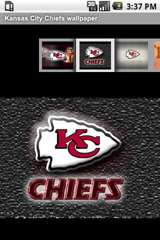 Kansas City Chiefs wallpapers Android Personalization Kansas City Chiefs wallpapers Android Personalization