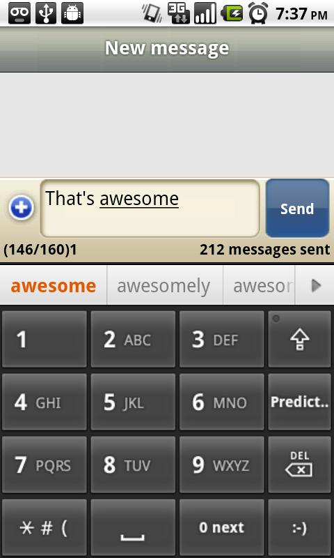 (EvenBetter)NumberPad Keyboard Android Productivity
