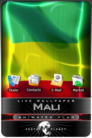 MALI LIVE FLAG Android Media & Video
