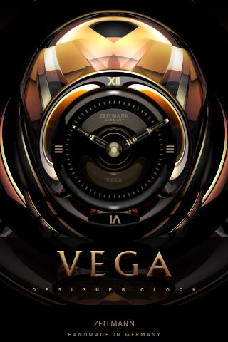 VEGA alarm clock theme clocks Android Personalization best