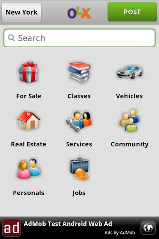 OLX Free Classifieds Android Lifestyle