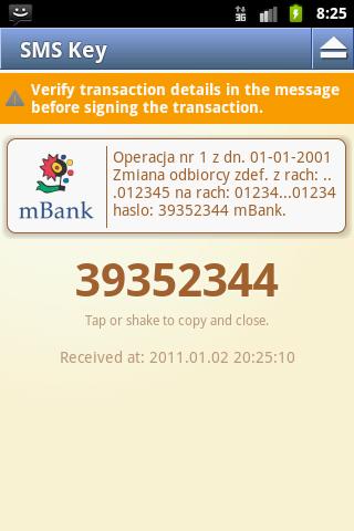 Bankdroid SODA Android Finance