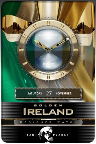 IRELAND GOLD Android Personalization