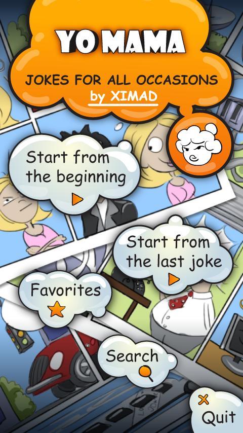 Funniest Yo Mama Jokes Android Entertainment