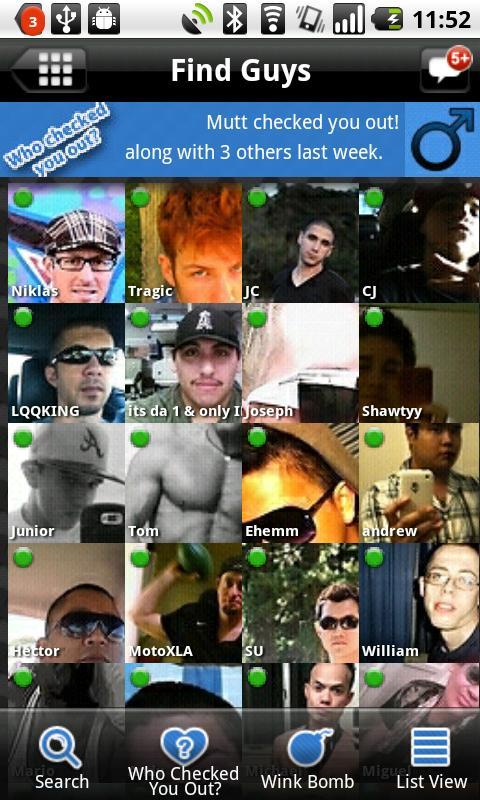 BoyAhoy Gay Chat Android Social