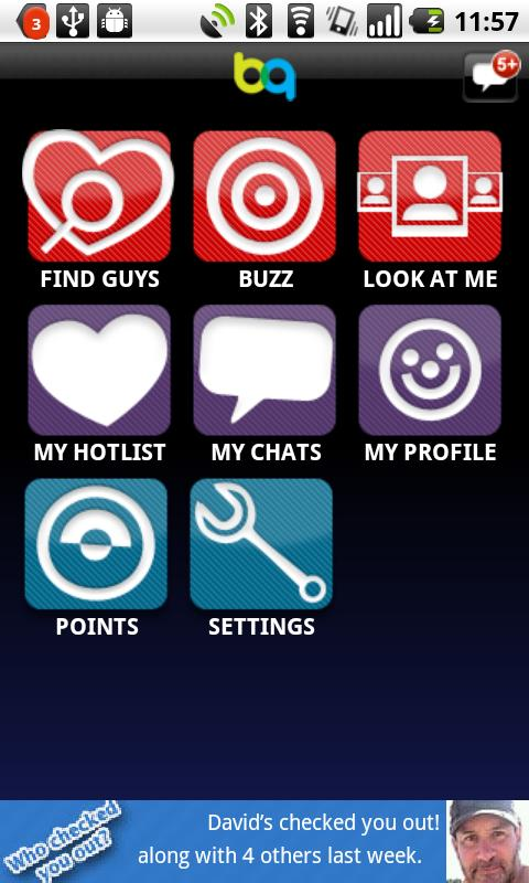 BoyAhoy Gay Chat Android Social