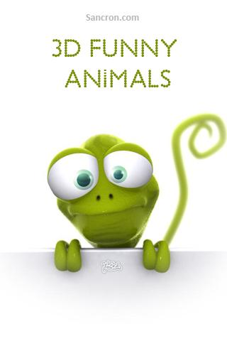 3D Funny Animals Wallpapers Android Personalization