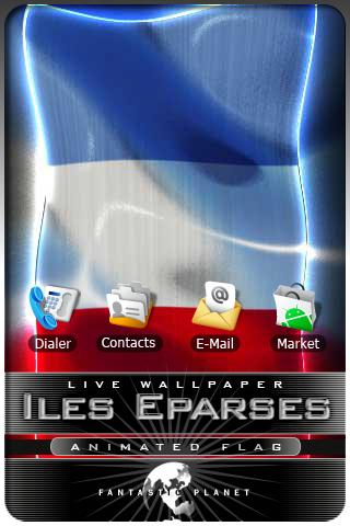 ILES EPARSES LIVE FLAG Android Media & Video